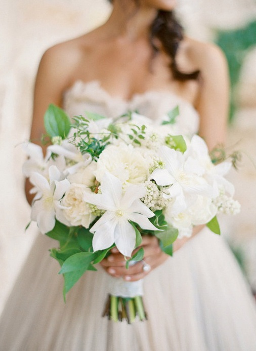 [by Jose Villa] Wedding bouquet
