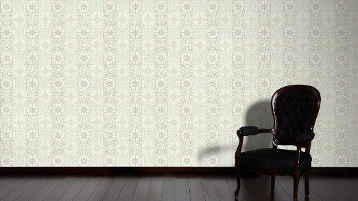 A.S. Création Tapete Faro 4, Mustertapete in Fliesenoptik, beige, creme, weiß, 300423: Amazon.de: Baumarkt