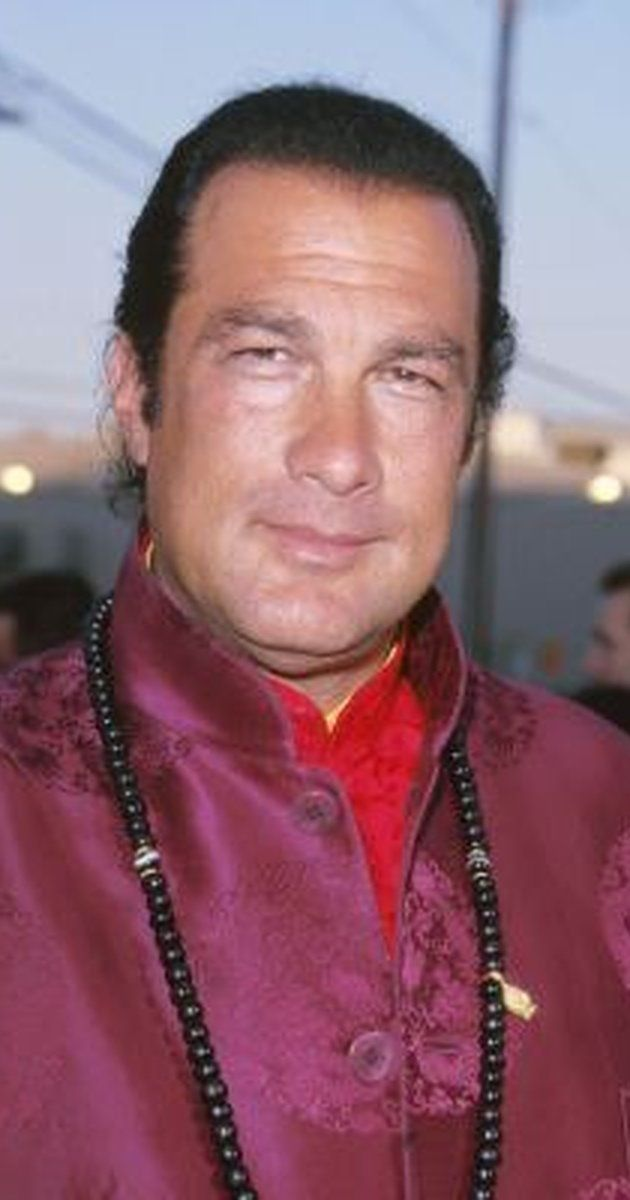 Steven Seagal, Actor: Under Siege. Steven Seagal is a striking and somewhat boyishly handsome looking (often with ponytail) and usually impeccably dressed action star who burst onto the martial arts film scene in 1988 in the fast-paced Warner Bros. film Above the Law (1988). Steven Frederic Seagal was born in Lansing, Michigan, to Patricia Anne (Fisher), a medical technician, and Samuel Seagal, a high school math teacher. His ...
