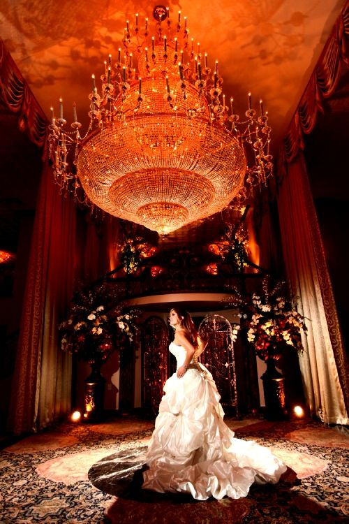 Weddings In Houston Enchanted Cypress Ballroom Main Foyer And Staircase