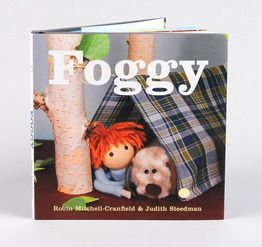 Foggy, fourth book in the Windy series — illustrations by Judith Steedman and Robin Mitchell Cranfield