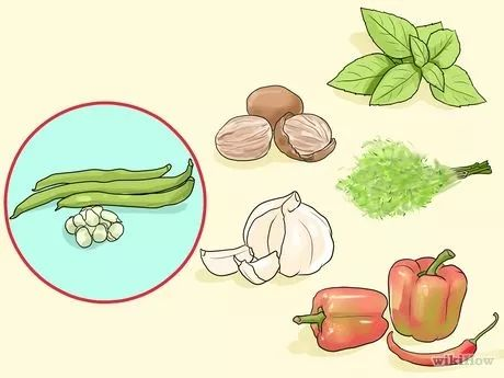 Immagine titolata Match Herbs and Spices to Vegetables Step 12