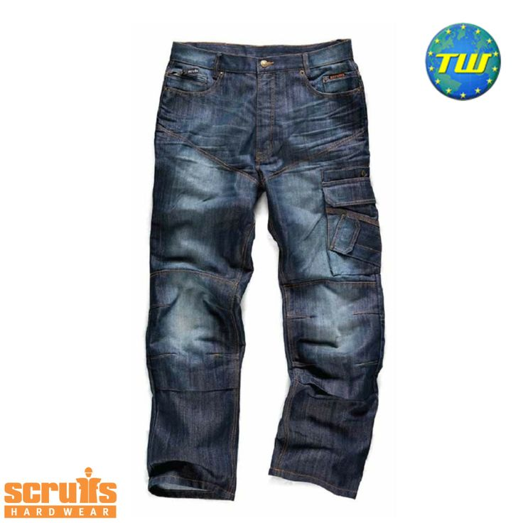 http://www.twwholesale.co.uk/product.php/section/10256/sn/Scruffs-Jeans-T51960 Scruffs Trade Denim Work Jeans are hardworking work trousers designed for work and play