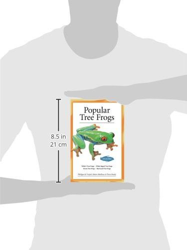 Popular Tree Frogs (Advanced Vivarium Systems)