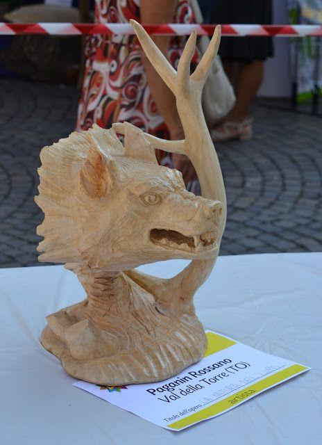 La natura del lupo http://lesculturedirossano.blogspot.it/