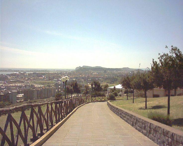 Scorcio del Parco del Colle di San Michele