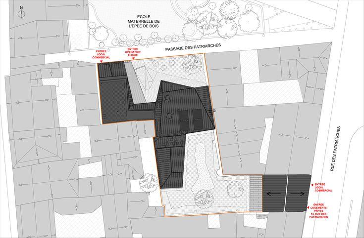 Gallery - Social Housing / Vous Êtes Ici Architectes - 27