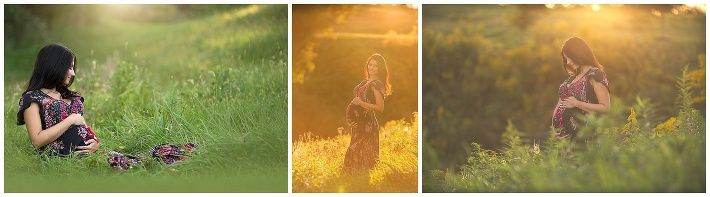 Pittsburgh Maternity Photographer | You put a spell on me Boho maternity