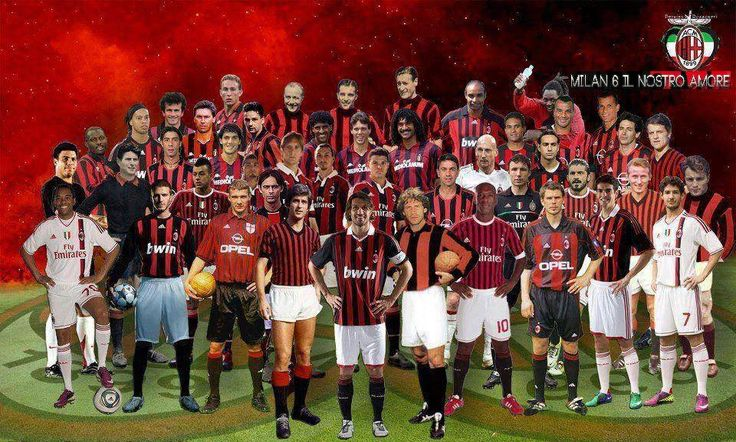 AC Milan #calcio