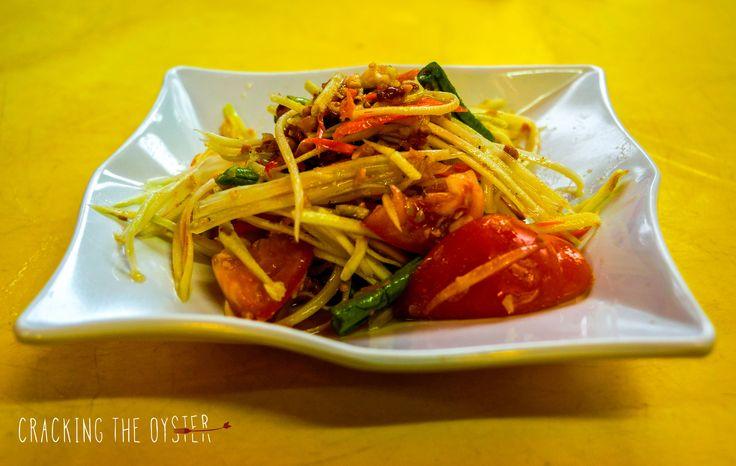 Green Papaya Salad, KL