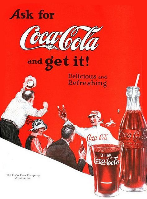 395 best vintage soft drink ads images on Pinterest ...