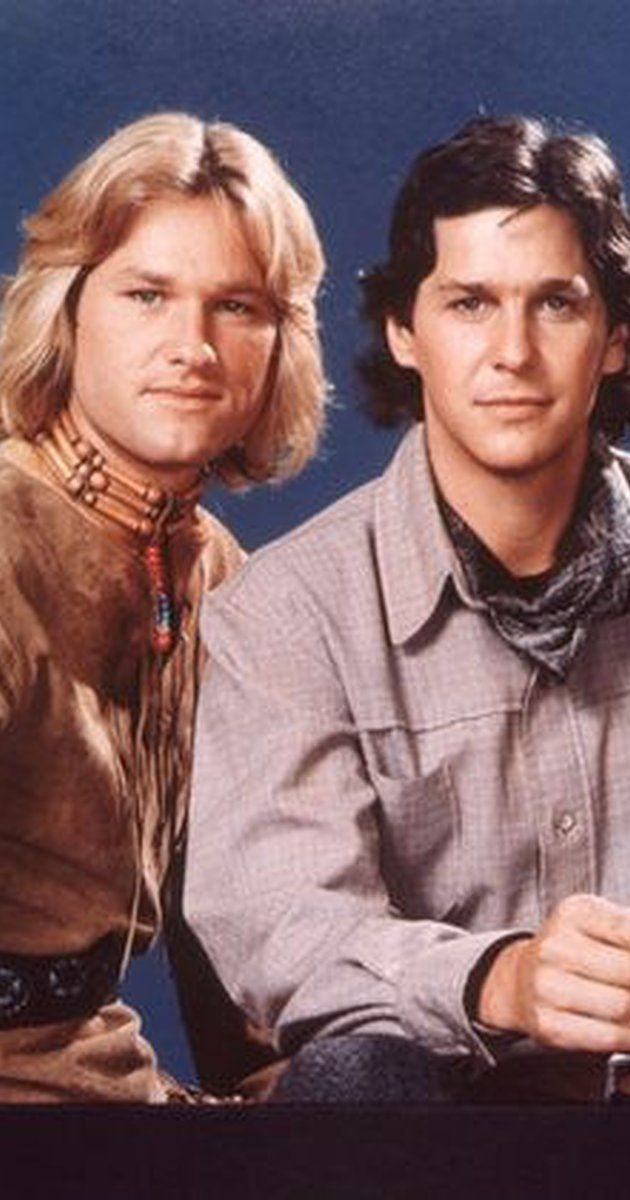 """The Quest"" Kurt Russell & Tim Matheson...(1976 TV series)"