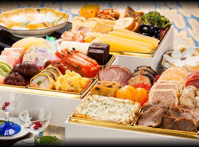 おせち料理.com: 洋風本格3段重おせち料理『Sakurazaka』 ≪おせち全33品≫ 特大おせち