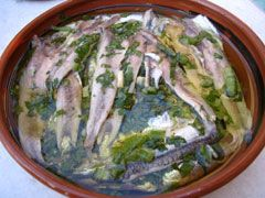 Marinated little fish (2)