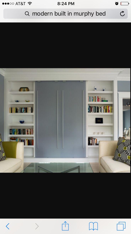 The 25+ best Modern murphy beds ideas on Pinterest | Murphy ...