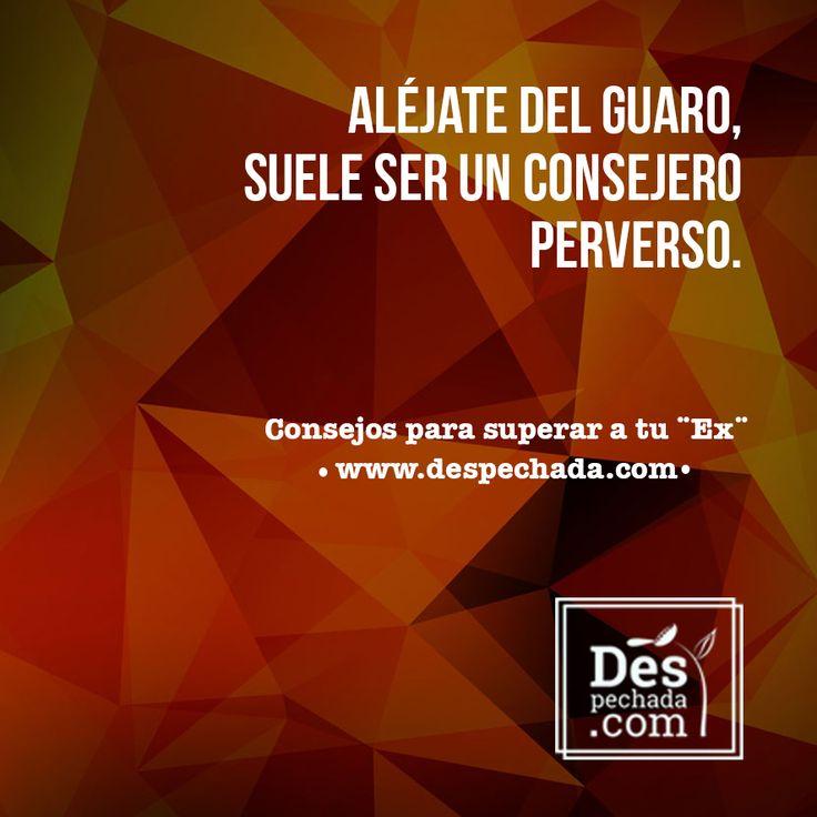 Mejor envíciate con www.despechada.com