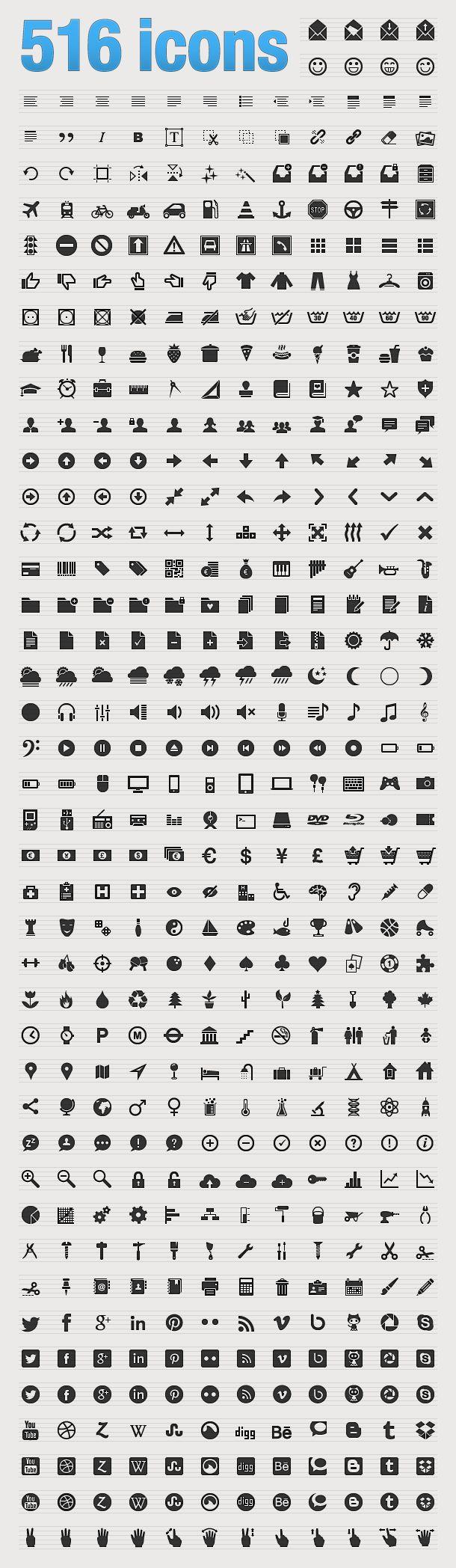 beautiful web icons :: autreplanete