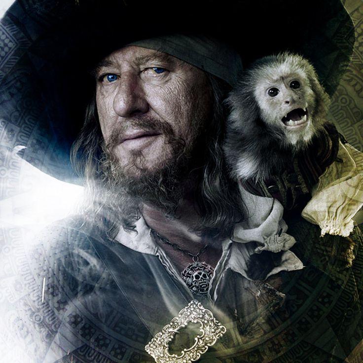 Jack Sparrow vs Barbossa | barbossa avatar by adorindil