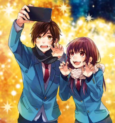 #┗|∵|┓私が恋を知る日 HoneyWorks feat.GUMI # Anime # Honeyworks