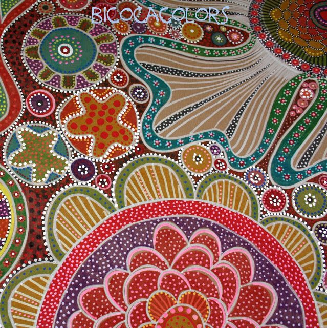 bicocacolors: mural elena nuez