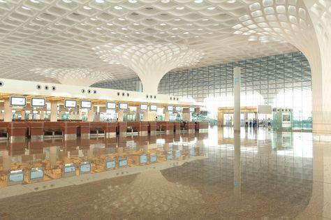 Galeria - Aeroporto Internacional Chhatrapati Shivaji - Terminal 2 / SOM - 8