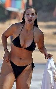 Elizabeth berkley in a bikini