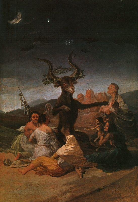 Pinturas negras (1819–1823) es el nombre que recibe una serie de catorce cuadros de Francisco de Goya pintados con la técnica de óleo al secco como decoración de los muros de su casa. Actualmente s...