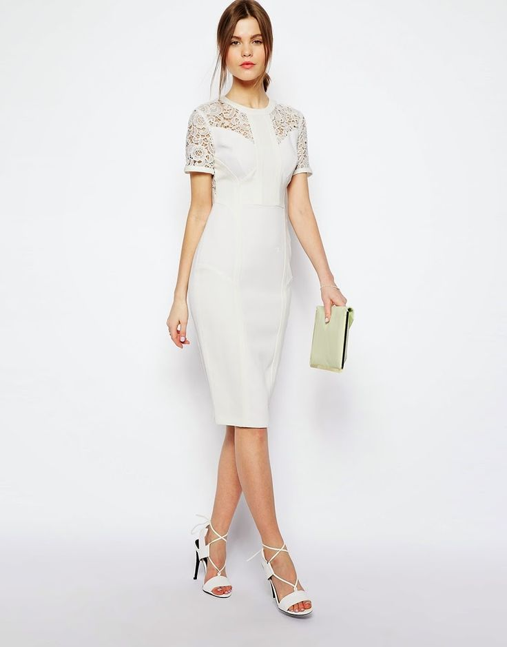 1000  images about The Modest White Dress on Pinterest - Spotlight ...
