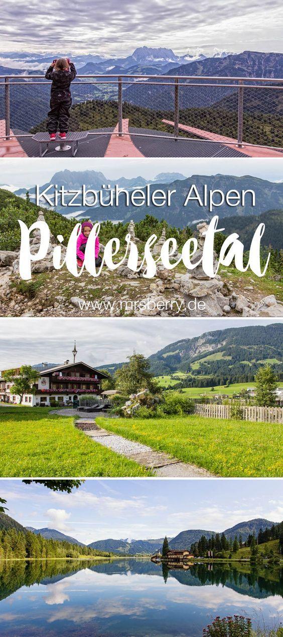 Familienurlaub im PillerseeTal in Österreich - mit vielen Ausflugstipps für Reisen mit Kind in den Kitzbüheler Alpen