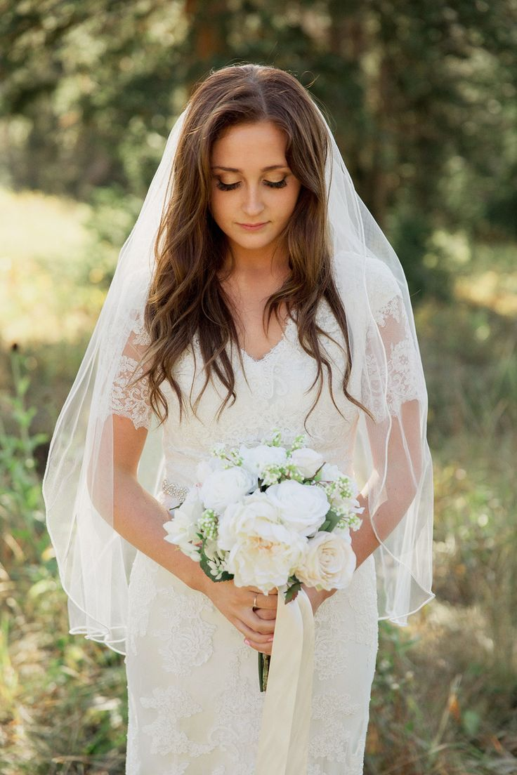 326 Best Modest Wedding Gowns VI Images On Pinterest
