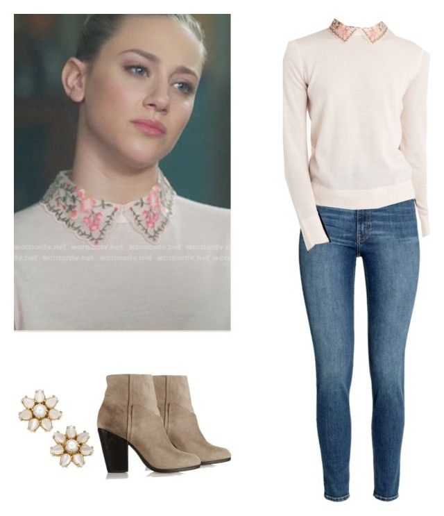 Betty Cooper - Riverdale by shadyannon on Polyvore featuring polyvore fashion style rag & bone Kate Spade clothing