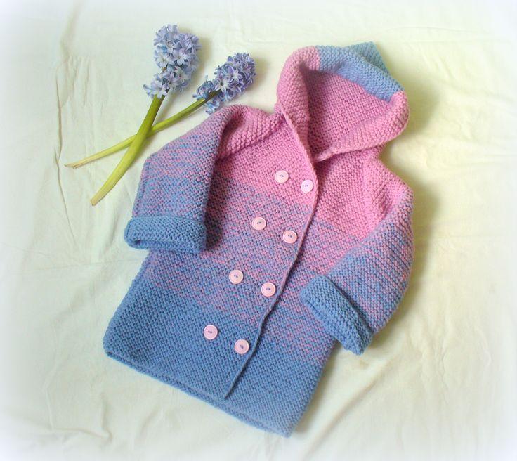 knit baby cardigan sweater