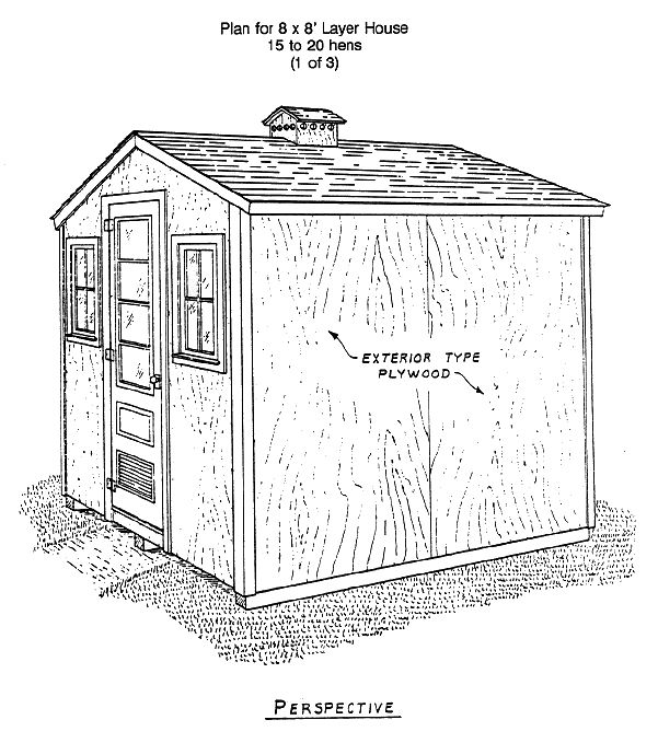 107 best coop building plans images on pinterest for Small chicken coop blueprints free