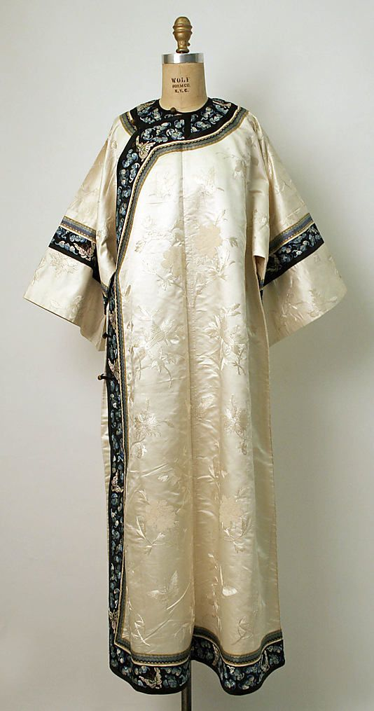 Robe  Date: 1800–1941   Culture: Chinese