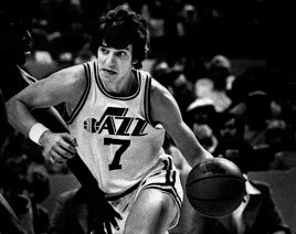 Pete Maravich - Highest scoring average in college history - Being an SEC supporter, especially UK basketball, this was something to see - Rivalry between him and Issel unparalled at the time