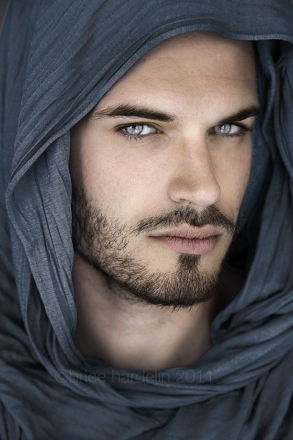 Model's name is Gilles.  Eyes are completely captivating! not gonna lie, i may have just drooled