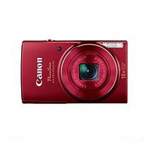 Canon PowerShot Elph 150 IS 20MP Digital Camera with 10x Optical Zoom - Red