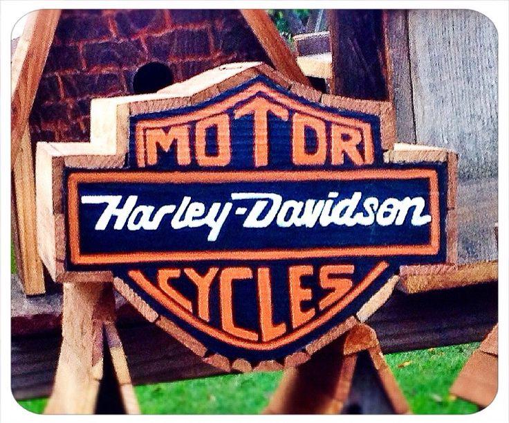166 Best Images About Harley Davidson On Pinterest: 1144 Best Images About Harley Davidson/Motorcycle Crafts