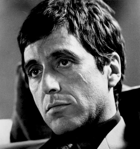 17 best images about scarface on pinterest classic for Occhiali al pacino scarface