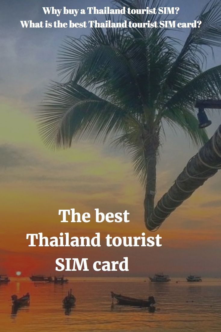 DTAC is best for island hopping. AIS is best for coverage in the main tourist spots.