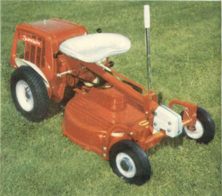 simplicity lawn mower - Google Search