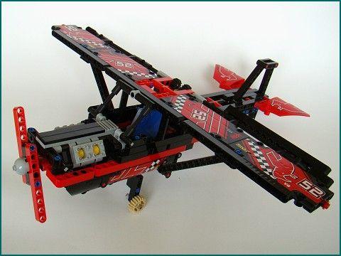 lego 42039 alternate instructions