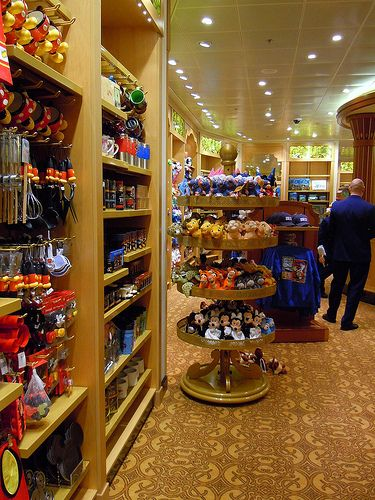 Disney World Training: Purchasing A Souvenir After You Leave The Parks