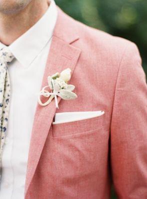 preppy linen suit