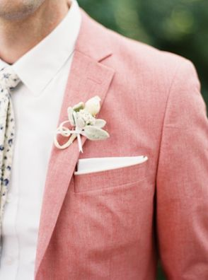 Groom & Groomsmen: Rules Of Style- Preppy linensuit by Erich Mcvey on Well Groomed
