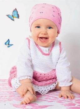 háčkované věci pro miminka