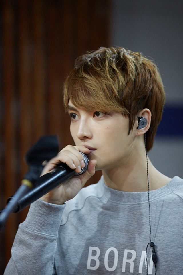 Kim Jaejoong's Rehearsal for Upcoming Concerts in Seoul 150326