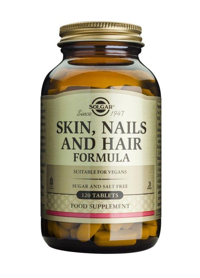 Skin, Nails and Hair - 120 tablets.jpg