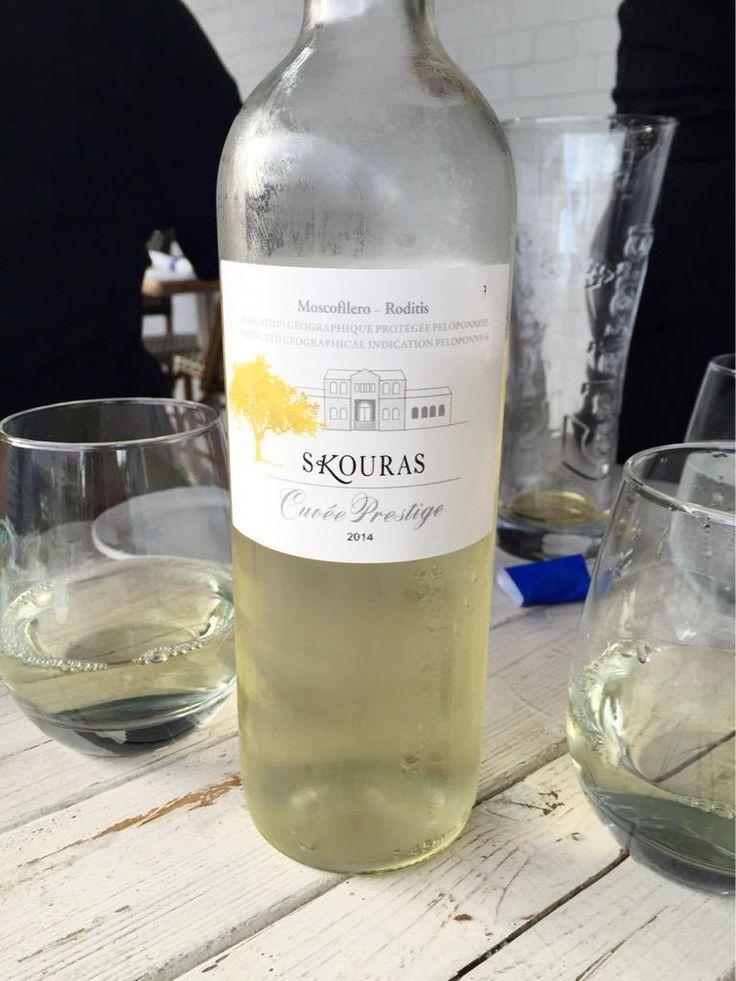 a little Greek Sauvignon Blanc #wine   @DrinkGreekWine @MrScottEddy @JMiquelWine @winewankers