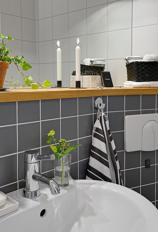 STYLIZIMO BLOG: bathroom  ♥chrome faucet